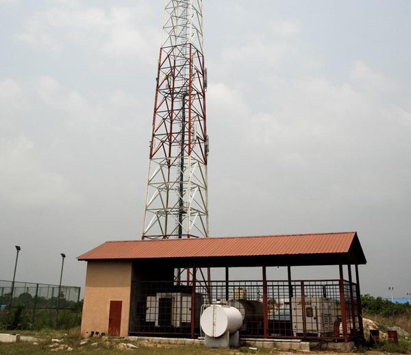 LFZ Communication Towers