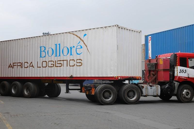 BOLLORE TRANSPORT & LOGISTICS LEKKI FZE