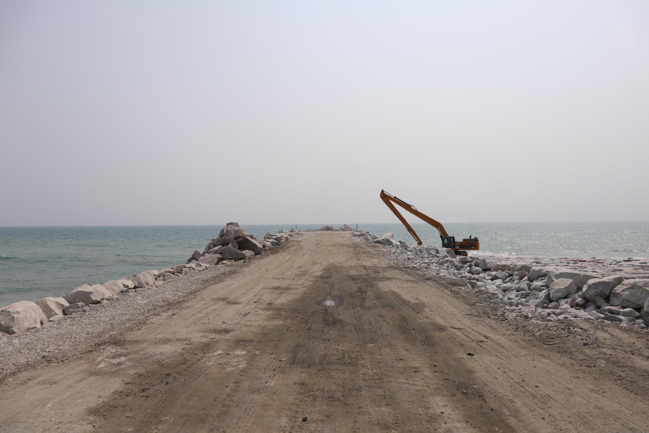 Lekki Port Construction