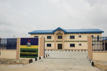 LFZ NEWLY COMPLETED POLICE STATION