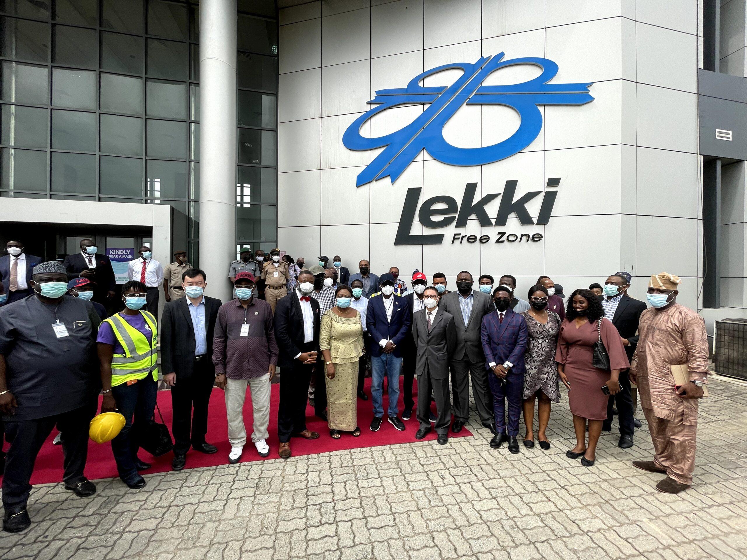 LFZ – Lekki Free Zone Development Company (LFZDC)